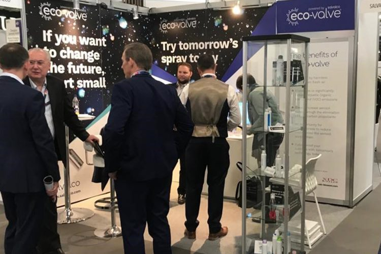 It's a thumbs up to Eco-Valve at ADF & PCD and PLD show in Paris as first orders are confirmed